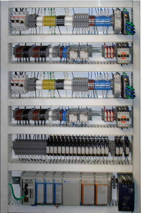 Process-Control-Panel