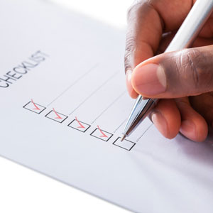 eForms Electronic Process Logbook replaces paper checklist forms