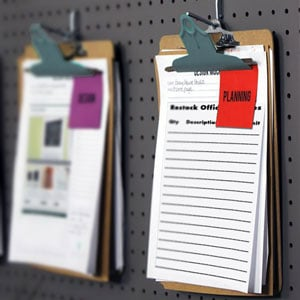 eForms Electronic Process Logbook replaces paper forms on clipboards
